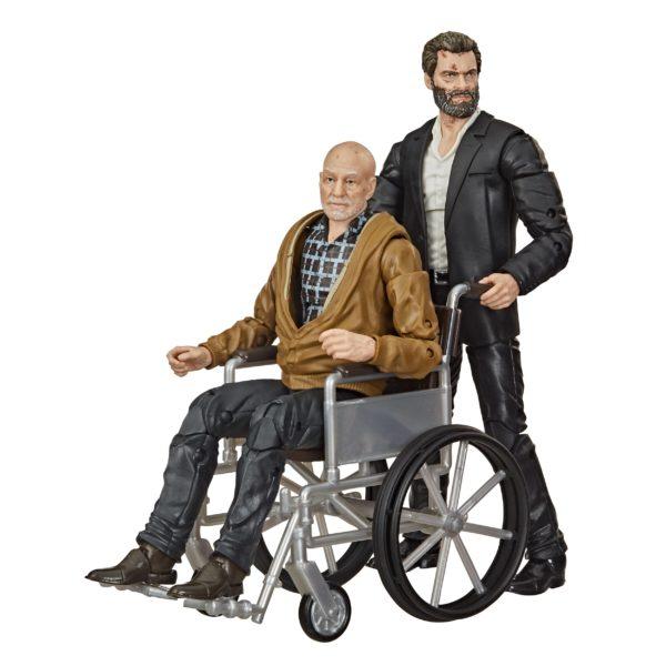 LOGAN & CHARLES XAVIER EXCLUSIVE PACK 2 FIGURINES X-MEN MARVEL LEGENDS 15 CM 5010993755967 kingdom-figurine.fr (2)