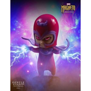 MAGNETO MINI STATUETTE MARVEL ANIMATED SERIES GENTLE GIANT 13 CM 814176021758 kingdom-figurine.fr
