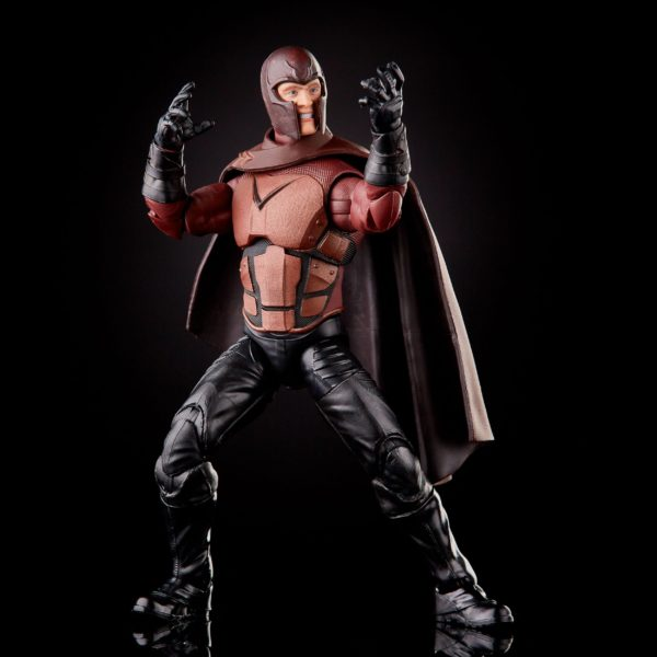 MAGNETO & PROFESSOR X PACK 2 FIGURINES X-MEN MARVEL LEGENDS HASBRO E9290 15 CM (4) 5010993722082 kingdom-figurine.fr