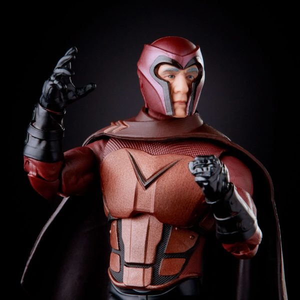 MAGNETO & PROFESSOR X PACK 2 FIGURINES X-MEN MARVEL LEGENDS HASBRO E9290 15 CM (6) 5010993722082 kingdom-figurine.fr