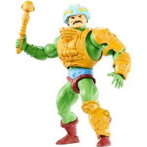 MAN-AT ARMS FIGURINE MASTERS OF THE UNIVERSE ORIGINS MATTEL 14 CM 887961875379 kingdom-figurine.fr (2)