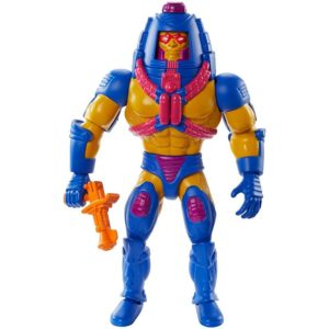 MAN-E-FACES FIGURINE MASTERS OF THE UNIVERSE ORIGINS MATTEL 14 CM 887961875362 kingdom-figurine.fr