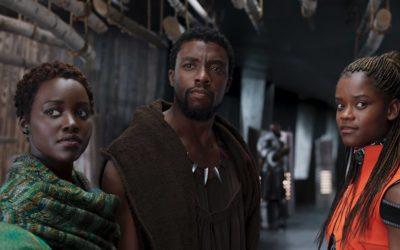Chadwick Boseman restera l'acteur emblématique de Black Panther