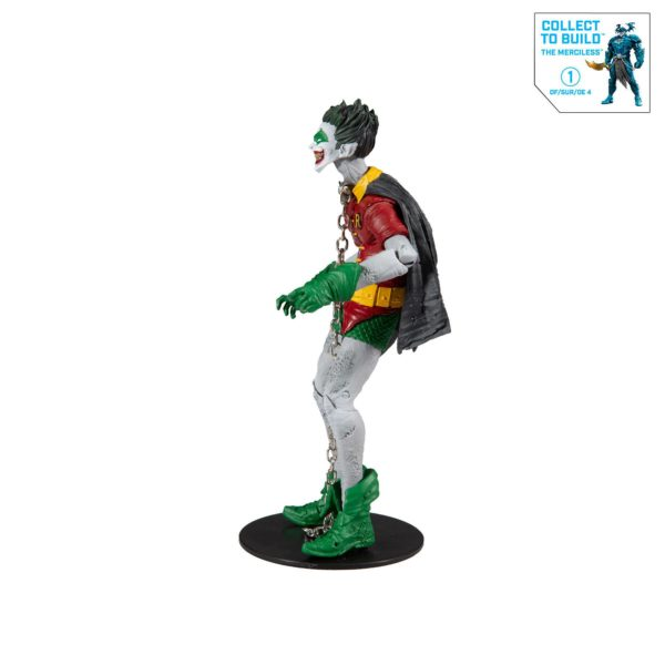ROBIN EARTH FIGURINE DARK NIGHTS METAL DC MULTIVERSE McFARLANE TOYS 18 CM (1) 787926154221 kingdom-figurine.fr