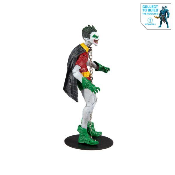 ROBIN EARTH FIGURINE DARK NIGHTS METAL DC MULTIVERSE McFARLANE TOYS 18 CM (3) 787926154221 kingdom-figurine.fr
