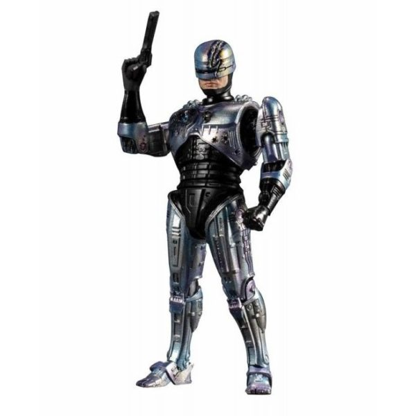 ROBOCOP 2 BATTLE DAMAGE FIGURINE 1-18 ROBOCOP 2 HIYA TOYS 11 CM (0) 6957534200793 kingdom-figurine.fr