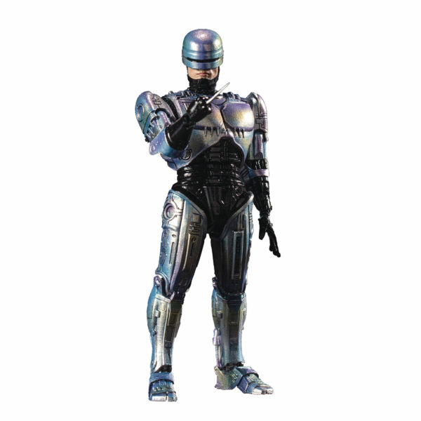 ROBOCOP 2 FIGURINE 1-18 ROBOCOP 2 HIYA TOYS 10 CM (0) 6957534200854 kingdom-figurine.fr