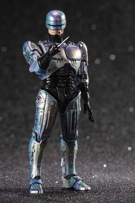 ROBOCOP 2 FIGURINE 1-18 ROBOCOP 2 HIYA TOYS 10 CM (2bis) 6957534200854 kingdom-figurine.fr