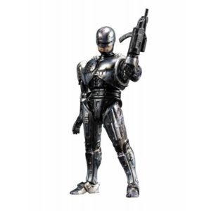 ROBOCOP 3 BATTLE DAMAGE FIGURINE 1-18 ROBOCOP 3 HIYA TOYS 10 CM (0) 6957534200861 kingdom-figurine.fr