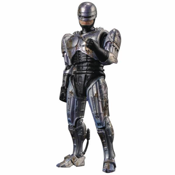 ROBOCOP BATTLE DAMAGE FIGURINE 1-18 ROBOCOP HIYA TOYS 11 CM 6957534200762 kingdom-figurine.fr
