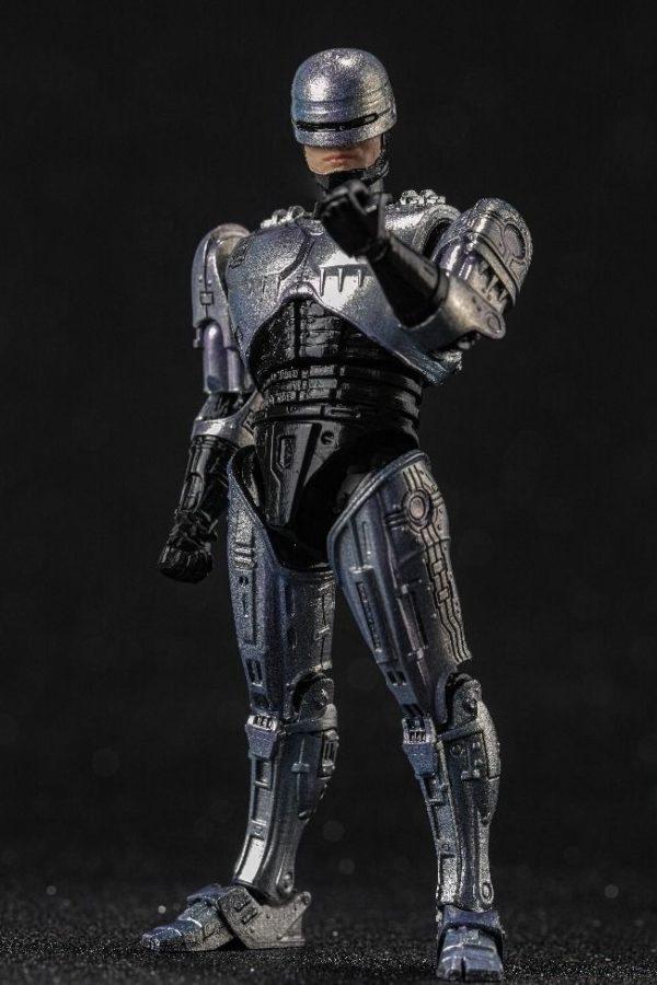 ROBOCOP FIGURINE 1-18 ROBOCOP HIYA TOYS 11 CM (4) 6957534200755 kingdom-figurine.fr