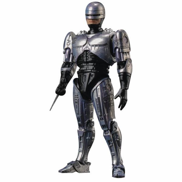 ROBOCOP FIGURINE 1-18 ROBOCOP HIYA TOYS 11 CM 6957534200755 kingdom-figurine.fr