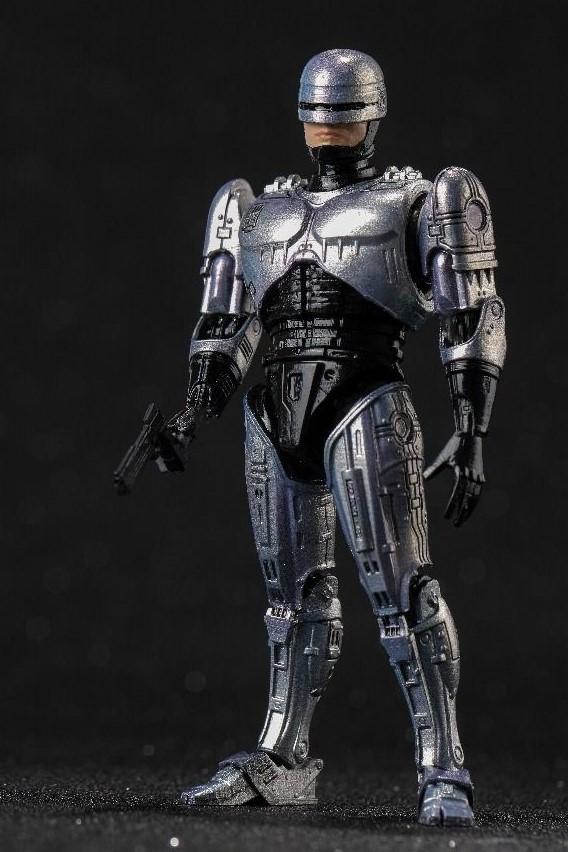 ROBOCOP FIGURINE 1-18 ROBOCOP HIYA TOYS 11 CM (7) 6957534200755 kingdom-figurine.fr