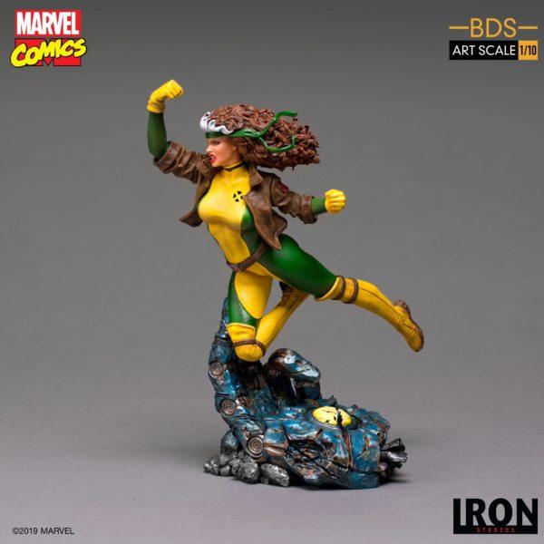 ROGUE STATUETTE 1-10 MARVEL COMICS BDS ART SCALE IRON STUDIOS 20 CM (2) 606529900168 kingdom-figurine.fr