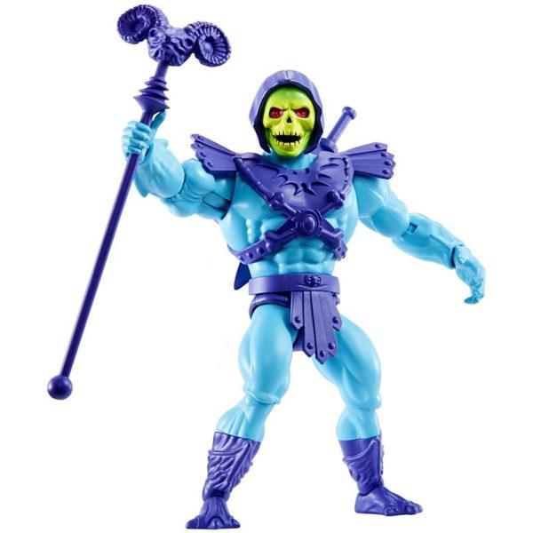 SKELETOR FIGURINE MASTERS OF THE UNIVERSE ORIGINS WAVE 1 MATTEL 14 CM 887961875409 kingdom-figurine.fr (2)