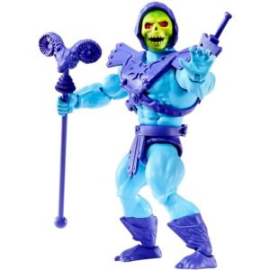 SKELETOR FIGURINE MASTERS OF THE UNIVERSE ORIGINS WAVE 1 MATTEL 14 CM 887961875409 kingdom-figurine.fr (3)