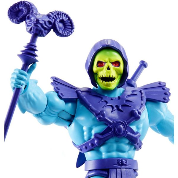 SKELETOR FIGURINE MASTERS OF THE UNIVERSE ORIGINS WAVE 1 MATTEL 14 CM 887961875409 kingdom-figurine.fr (6)
