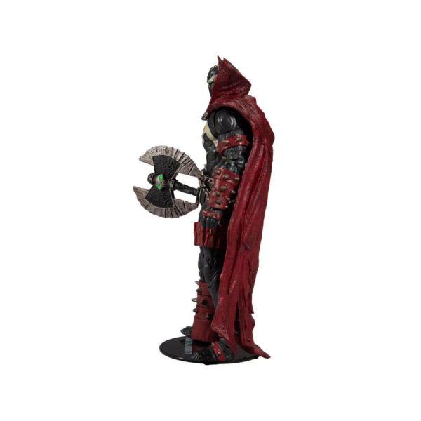 SPAWN WITH AXE TARGET EXCLUSIVE FIGURINE MORTAL KOMBAT McFARLANE TOYS 18 CM 787926110326 kingdom-figurine.fr (2)