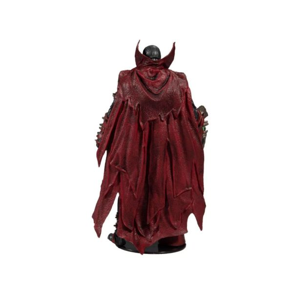 SPAWN WITH AXE TARGET EXCLUSIVE FIGURINE MORTAL KOMBAT McFARLANE TOYS 18 CM 787926110326 kingdom-figurine.fr (3)