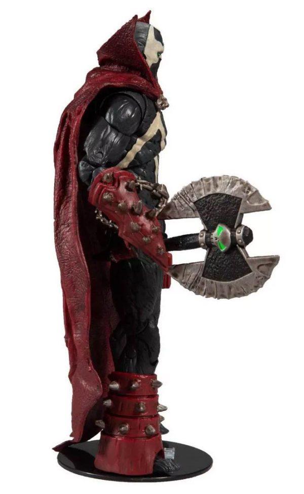 SPAWN WITH AXE TARGET EXCLUSIVE FIGURINE MORTAL KOMBAT McFARLANE TOYS 18 CM 787926110326 kingdom-figurine.fr (4)