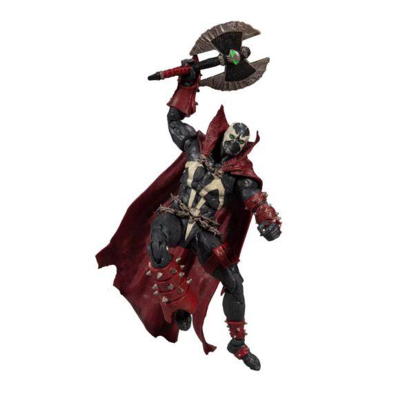 SPAWN WITH AXE TARGET EXCLUSIVE FIGURINE MORTAL KOMBAT McFARLANE TOYS 18 CM 787926110326 kingdom-figurine.fr (5)