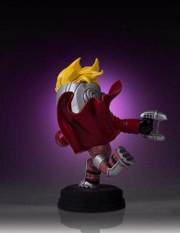 STAR-LORD MINI STATUETTE MARVEL ANIMATED SERIES GENTLE GIANT 11 CM (5) 814176021819 kingdom-figurine.fr