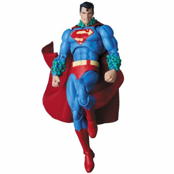 SUPERMAN HUSH FIGURINE MAF EX MEDICOM TOYS 16 CM 4530956471174 kingdom-figurine.fr