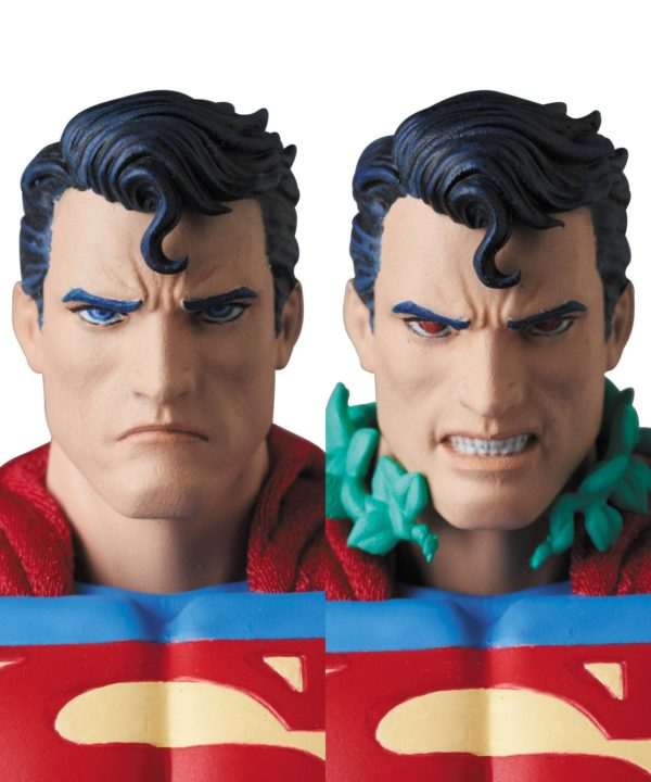 SUPERMAN HUSH FIGURINE MAF EX MEDICOM TOYS 16 CM (8) 4530956471174 kingdom-figurine.fr
