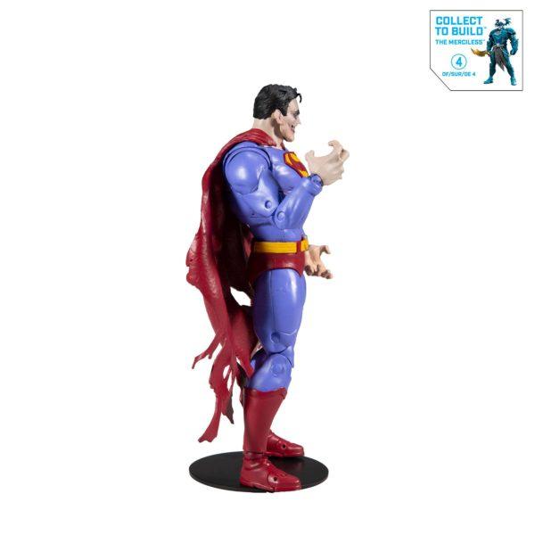 SUPERMAN THE INFECTED FIGURINE DC MULTIVERSE McFARLANE TOYS 18 CM (3) 787926154238 kingdom-figurine.fr