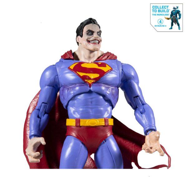 SUPERMAN THE INFECTED FIGURINE DC MULTIVERSE McFARLANE TOYS 18 CM (4) 787926154238 kingdom-figurine.fr