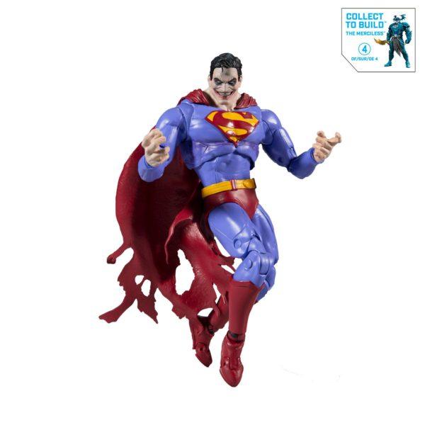 SUPERMAN THE INFECTED FIGURINE DC MULTIVERSE McFARLANE TOYS 18 CM (5) 787926154238 kingdom-figurine.fr