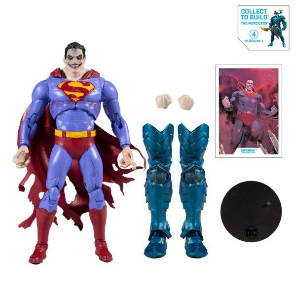 SUPERMAN THE INFECTED FIGURINE DC MULTIVERSE McFARLANE TOYS 18 CM (6) 787926154238 kingdom-figurine.fr
