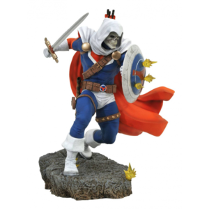 TASKMASTER STATUETTE MARVEL COMIC GALLERY DIAMOND SELECT 23 CM 699788839386 kingdom-figurine.fr
