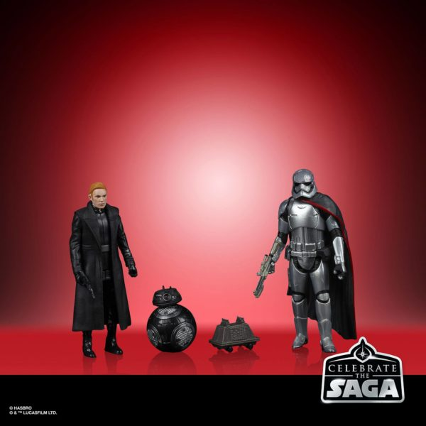 THE FIRST ORDER PACK 5 FIGURINES STAR WARS CELEBRATE THE SAGA HASBRO 10 CM (2) 5010993782598 kingdom-figurine.fr