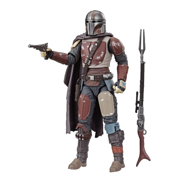 THE MANDALORIAN FIGURINE STAR WARS THE MANDALORIAN BLACK SERIES E6959 HASBRO 15 CM (1) 5010993622153 kingdom-figurine.fr