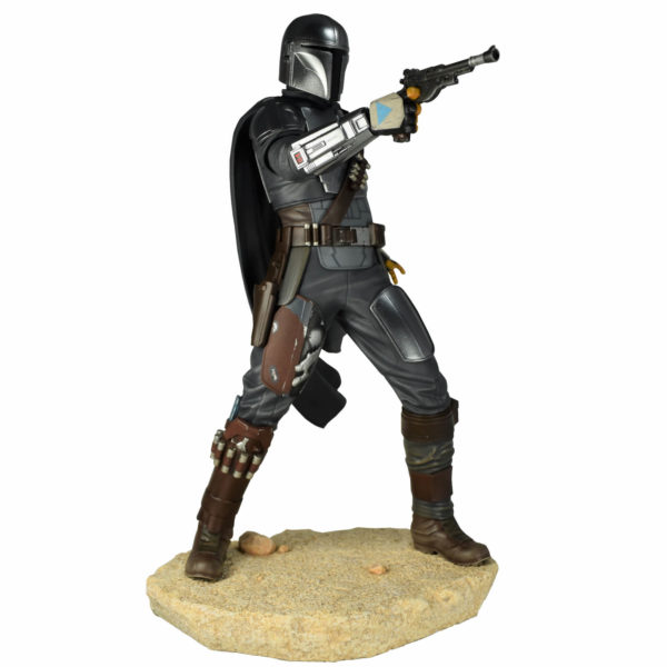 THE MANDALORIAN MK 3 STATUETTE 1-7 STAR WARS PREMIER COLLECTION GENTLE GIANT 25 CM (2) 699788839171 kingdom-figurine.fr