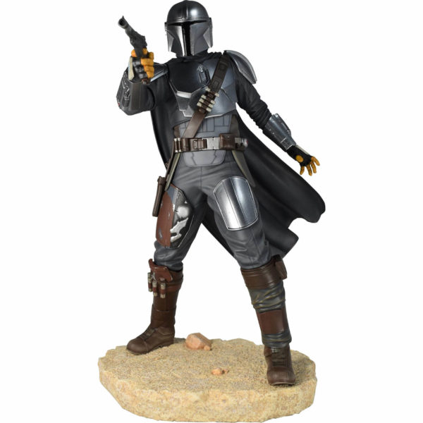 THE MANDALORIAN MK 3 STATUETTE 1-7 STAR WARS PREMIER COLLECTION GENTLE GIANT 25 CM 699788839171 kingdom-figurine.fr