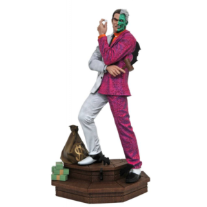 TWO-FACE STATUETTE DC COMIC GALLERY DIAMOND SELECT 30 CM 699788840030 kingdom-figurine.fr