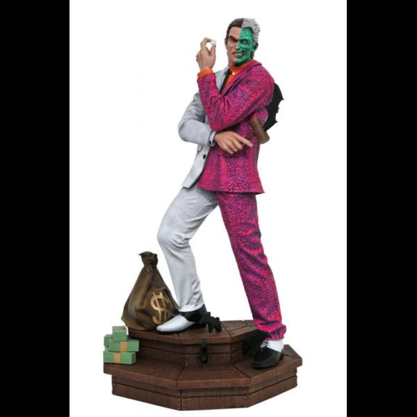 TWO-FACE STATUETTE DC COMIC GALLERY DIAMOND SELECT 30 CM 699788840030 kingdom-figurine.fr