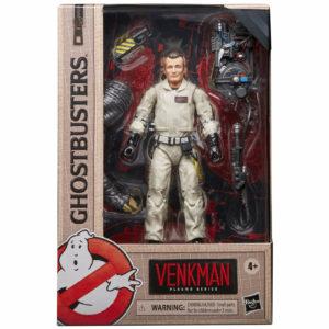VENKMAN FIGURINE SOS FANTOMES PLASMA SERIES HASBRO E9796 15 CM 5010993689057 kingdom-figurine.fr