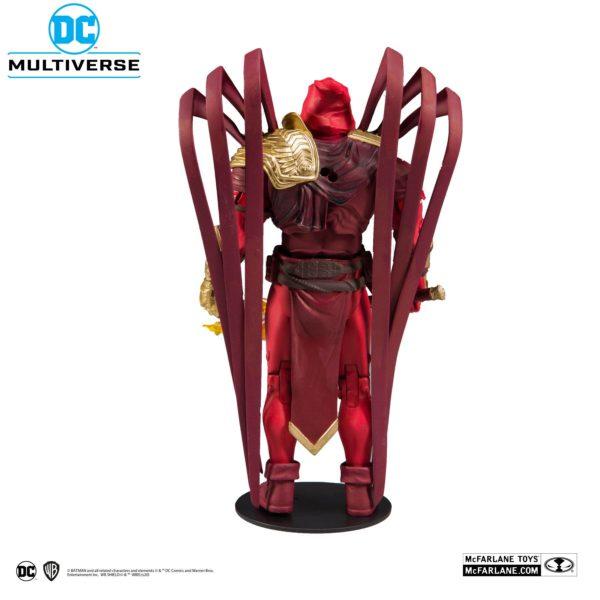 WHITE KNIGHT AZRAEL FIGURINE DC MULTIVERSE McFARLANE TOYS 18 CM (3) 787926154085 kingdom-figurine.fr