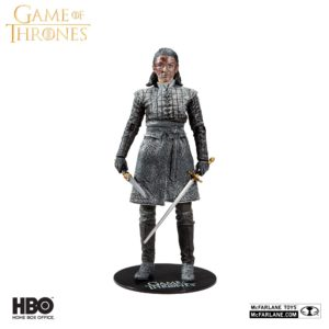 ARYA STARK KING'S LANDING VERSION FIGURINE GAME OF THRONES McFARLANE TOYS 15 CM 787926106626 kingdom-figurine.fr