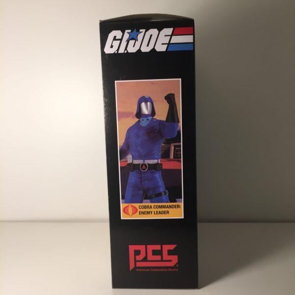 COBRA COMMANDER STATUETTE 1-8 GI JOE POP CULTURE SHOCK 24 CM 656793638342 kingdom-figurine.fr (3)