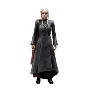 DAENERYS TARGARYEN FIGURINE GAME OF THRONES McFARLANE TOYS 18 CM 787926106527 kingdom-figurine.fr