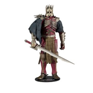 EREDIN FIGURINE THE WITCHER McFARLANE TOYS 18 CM 787926134025 kingdom-figurine.fr