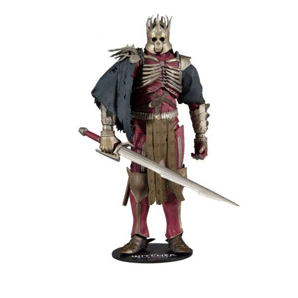 EREDIN FIGURINE THE WITCHER McFARLANE TOYS 18 CM 787926134025 kingdom-figurine.fr