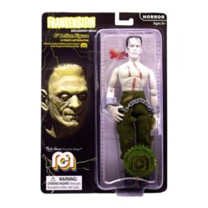 FRANKENSTEIN BARE CHEST FIGURINE FRANKENSTEIN MEGO 20 CM 850003511726 kingdom-figurine.fr