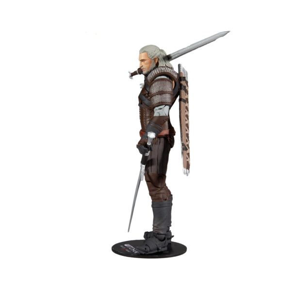 GERALT FIGURINE THE WITCHER McFARLANE TOYS 18 CM 787926134018 kingdom-figurine.fr (2)