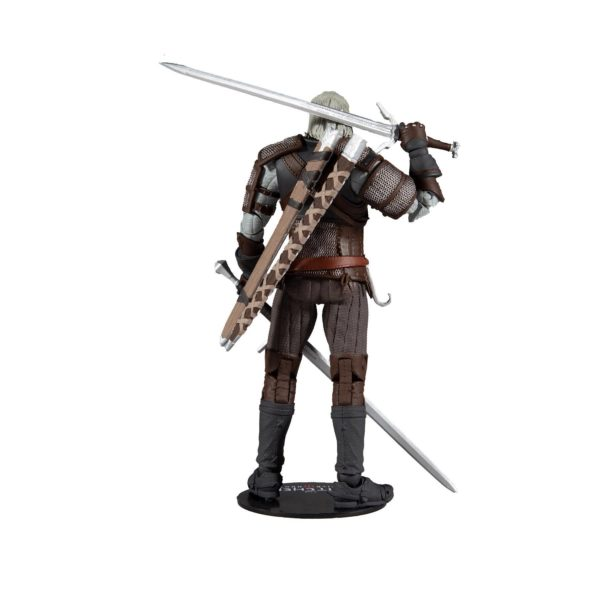 GERALT FIGURINE THE WITCHER McFARLANE TOYS 18 CM 787926134018 kingdom-figurine.fr (3)