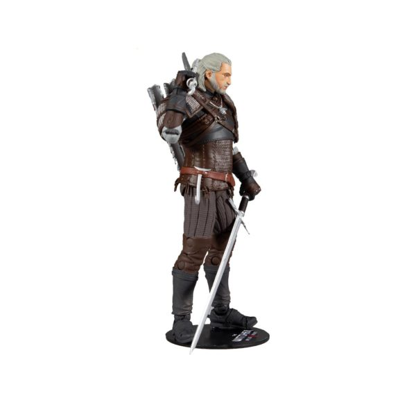 GERALT FIGURINE THE WITCHER McFARLANE TOYS 18 CM 787926134018 kingdom-figurine.fr (4)